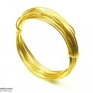 Jewellery Wire Gold ,Gauge No.16