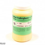 Pottery Underglaze V-308 Yellow