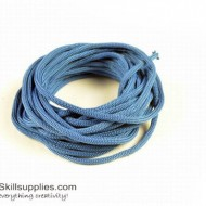 Craft cord gray blue 5m