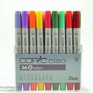 Copic Ciao Set,36B