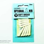 Copic SoftBroad Nib