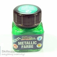 CraftAcrylic GREEN Metallic