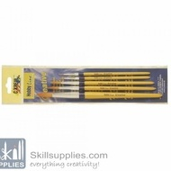 Craftpaint Brush Set 5 Round