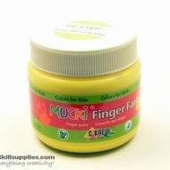 Fingerpaint Yellow