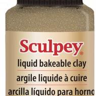 Gold Liquid Sculpey