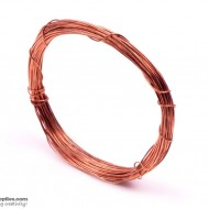Jewellery Wire Copper ,Gauge No.22