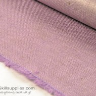 Jute Cloth Light purple - 4 Sq ft