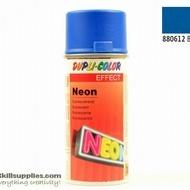 NeonSpray Blue