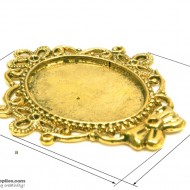 Pendant Tray20 Gold