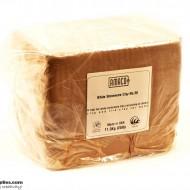 Pottery Clay Ceramic Mid/High-fire White Stoneware No.38 Moist (11.34kg)