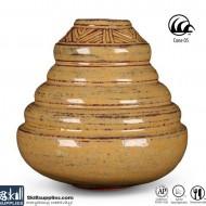 Pottery Low Fire Glaze A-62 Camel