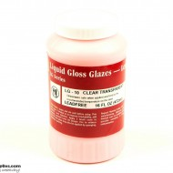 Pottery Low Fire Glaze LG-10 Clear Transparent