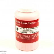 Pottery Low Fire Glaze LG-10 Clear Transparent