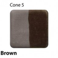 Pottery Underglaze V-314 Chocolate Brown