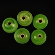 Round glass beads 6