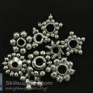 Spacers Antique Silver 6