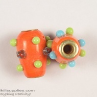 Super fancy glass beads 21