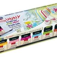 Textile&Fabric painting Set3