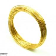 Jewellery Wire Gold ,Gauge No.20