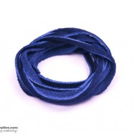 LeatherCord Suede RoyalBlue