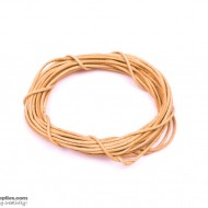 Leather Cord Natural 2