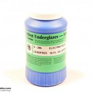 Pottery Underglaze V-386 Electric Blue