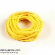 Craft cord Yellow 5m