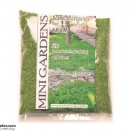 Artificial Ground Cover Grass Dark Green Fine 250g