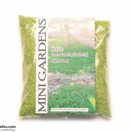 Artificial Ground Cover Grass Light Green Medium 250g