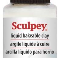 Clear Liquid Sculpey