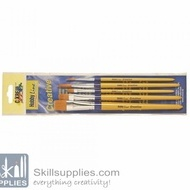 Craftpaint Brush Set 3