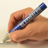 GlassMarker DarkBlue