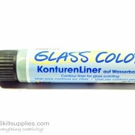 GlassOutlining Pen Silver