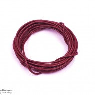 LeatherCord Burgundy2
