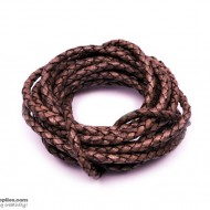 LeatherCord Patterned31