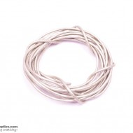 LeatherCord Silver 1.5mm