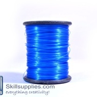 Nylon cord 0.3mm blue, 100 mts
