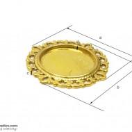 Pendant Tray34 Gold