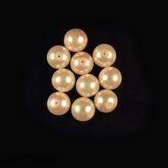 Round glass beads Pearls 2