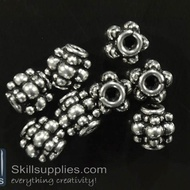 Spacers Antique Silver 5