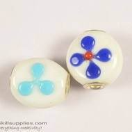 Super fancy glass beads 22