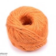 Jute Cord 50 m Orange