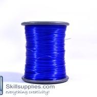 Nylon cord 0.3mm ultramarine,100 mts