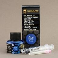 Ink Refill 25ml RoyalBlue,BL6