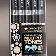 Chameleon 5 Pen PastelTones Set
