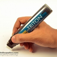AcrylicPaint Marker PermanentGreen B