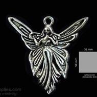 Antique finish Angel