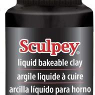 Black Liquid Sculpey