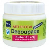 Decoupage glue&lacquer Matt