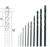 HSS Twist Drill Set 1